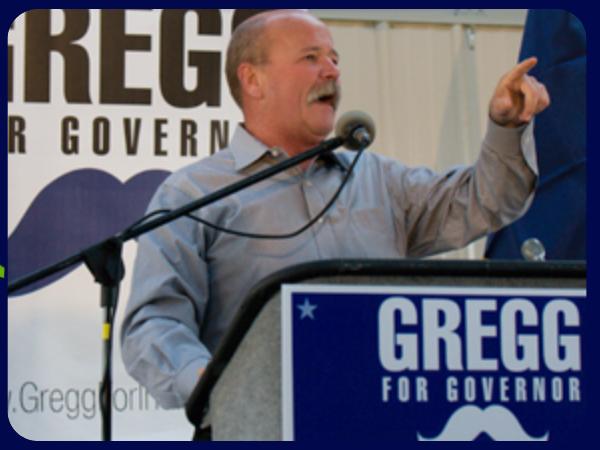 Gregg for Governor