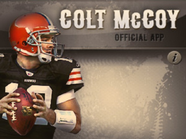 Colt McCoy Official App
